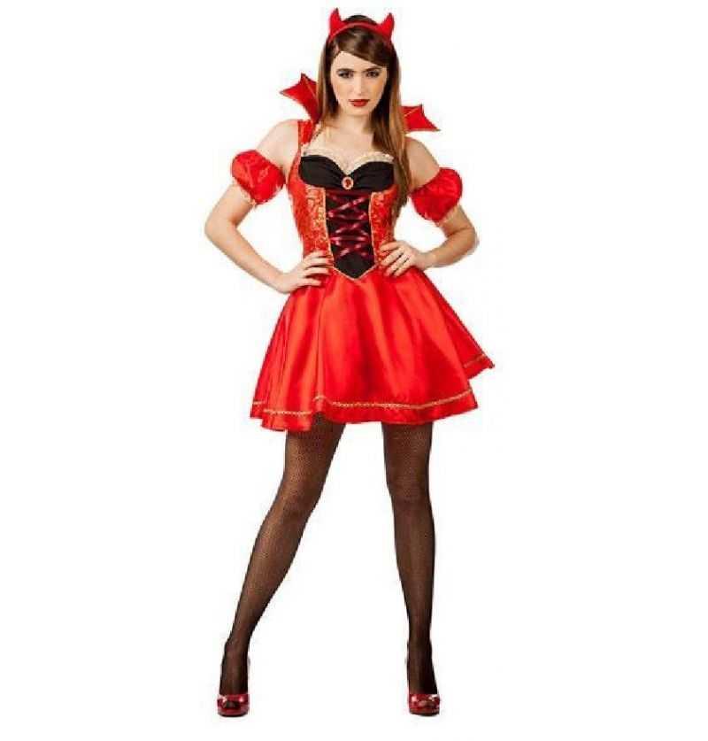 Comprar Disfraz de Diablesa Halloween Adulto