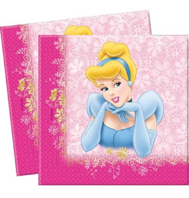 Comprar Servilletas Princesas Disney
