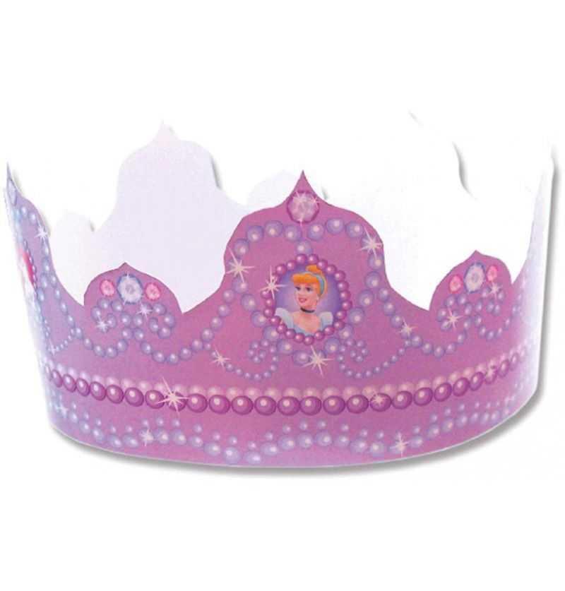 Comprar Coronas Princesas Disney para fiestas