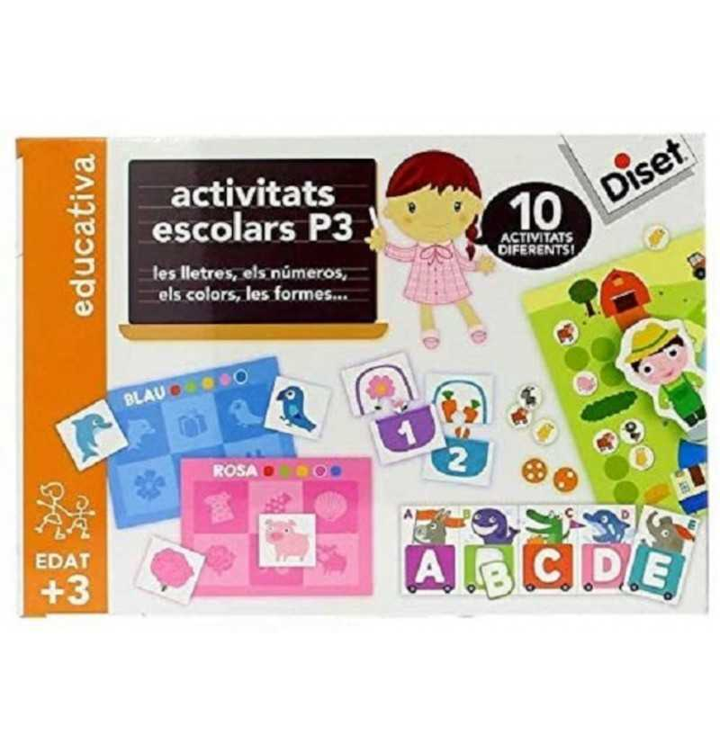 Comprar Juego educativo Activitats Escolar P3