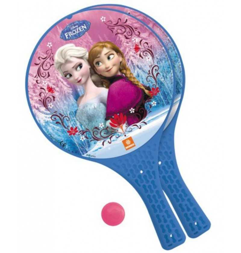 Comprar Palas y Pelota Frozen elsa y Anna
