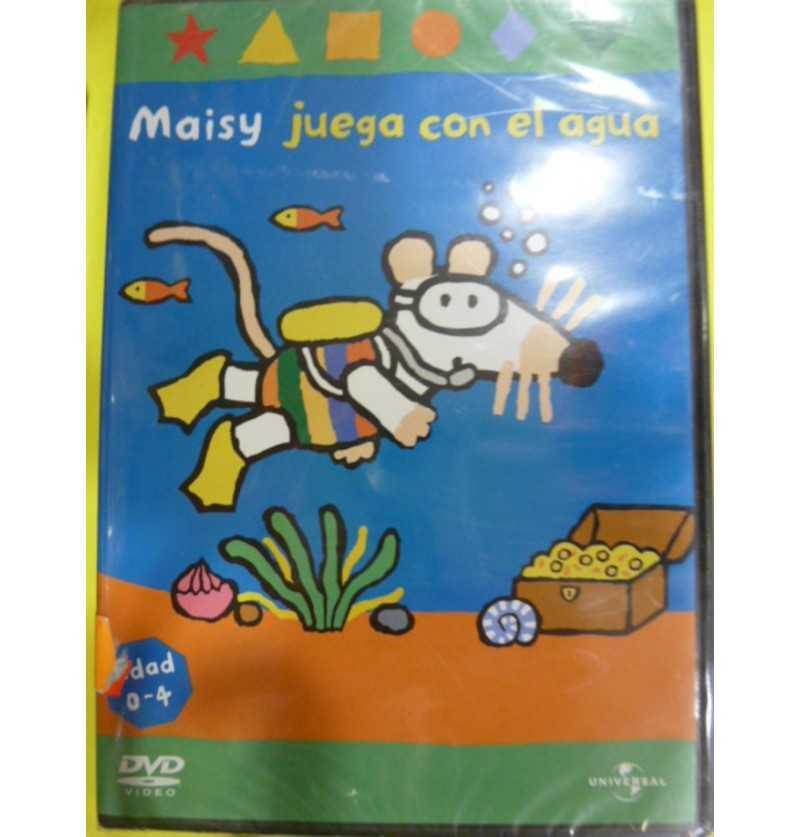Comprar Dvd Juega en el Agua con Maisy