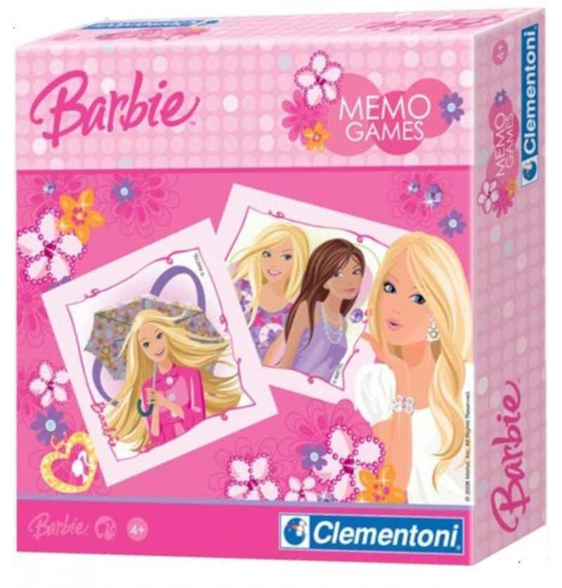 Comprar Juego Educativo de Memoria Barbie