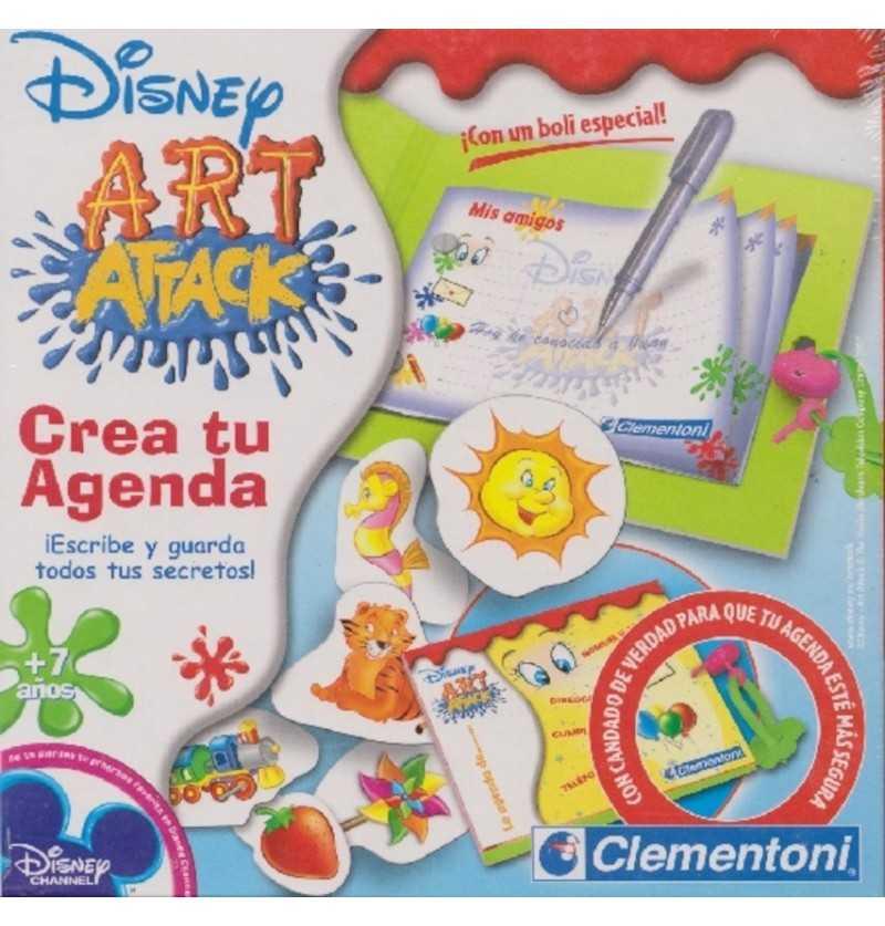 Comprar Crea tu Agenda Art Attack