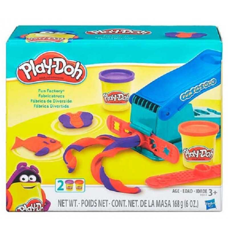 Comprar Plastilina la Fábrica Loca PlayDoh