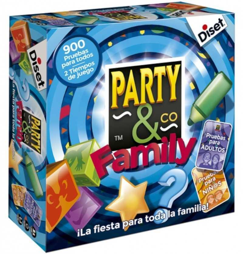 Comprar Juego Party & Co Familiar