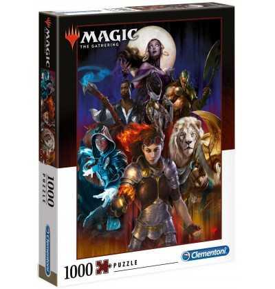 Comprar Puzzle 1000 Piezas Magic The Gathering