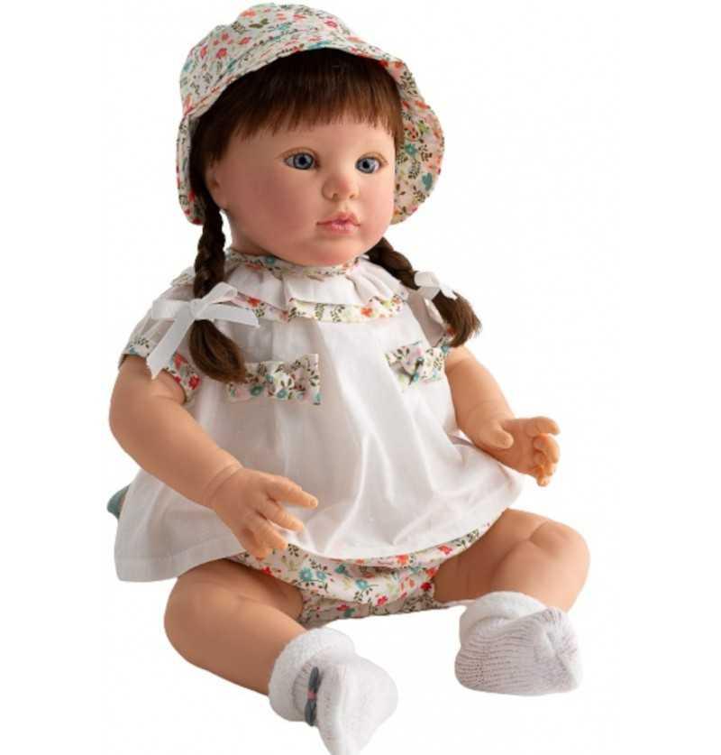 Comprar Muñeca Reborn Marieta cabello Castaño