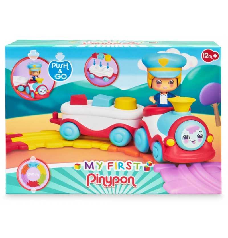 Comprar Tren Divertido PinyPon My First