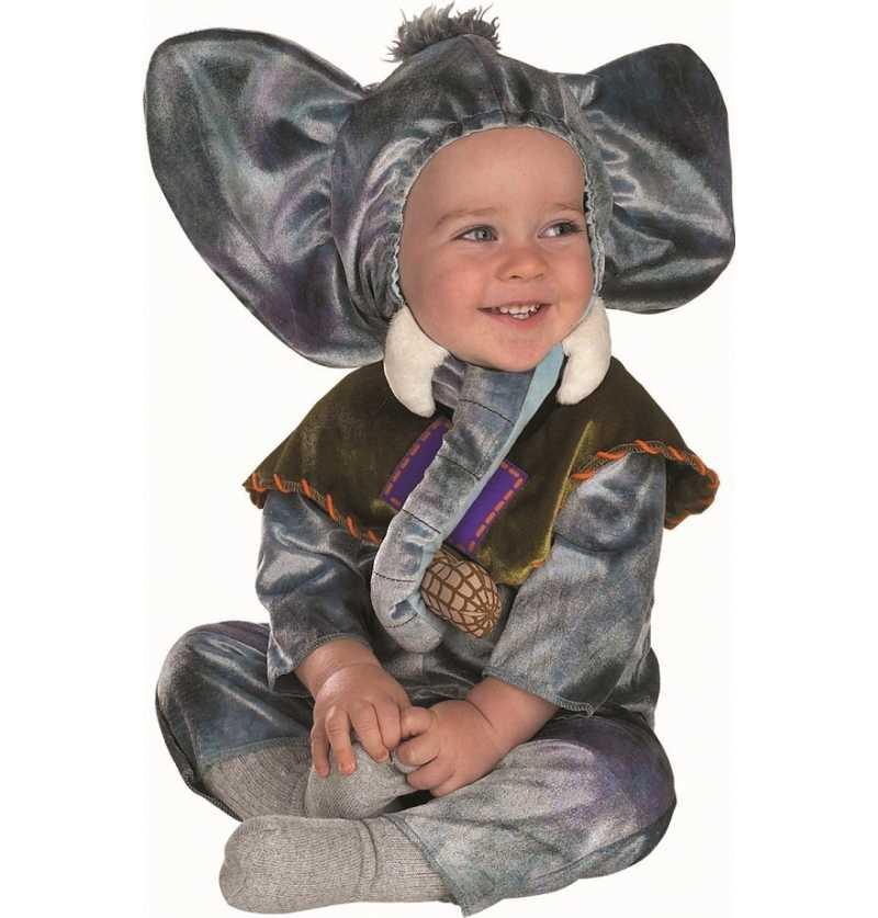 Disfraz Elefante T00