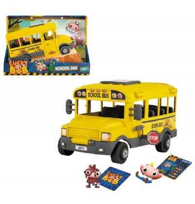 Comprar Bus escolar Playset Lucky Bob