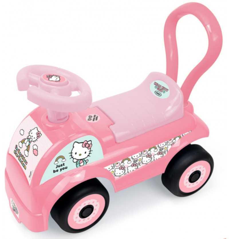 Comprar Correpasillos Hello Kitty Rosa