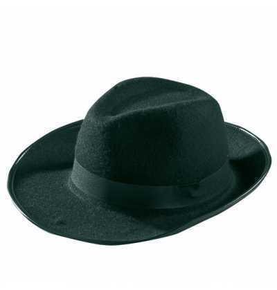Sombrero Gamster Negro