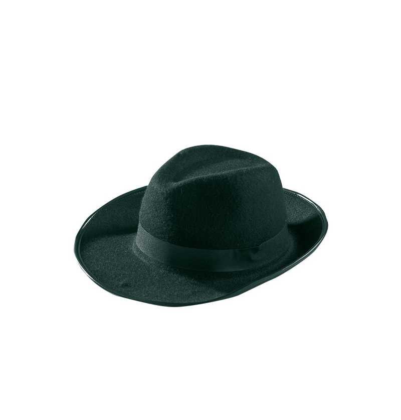 Sombrero Gamster Negro...