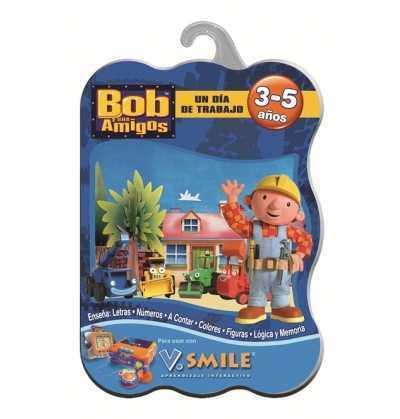 BOB y sus amigos juego v.smile  vtech