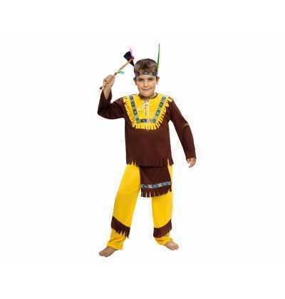 Disfraz Indio 7-9