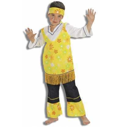 disfraz HIPPY  niño