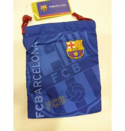 Saquito Merienda Futbol Club Barcelona