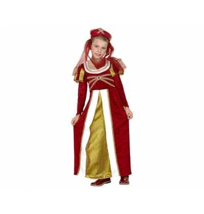 Disfraz Princesa Real 7-9