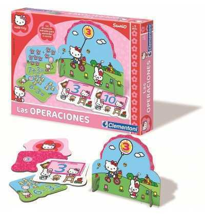 Hello Kitty   Las Operaciones