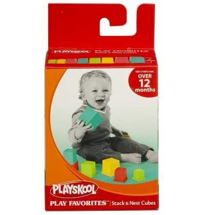 Cubos monta y desmonta  Playskool