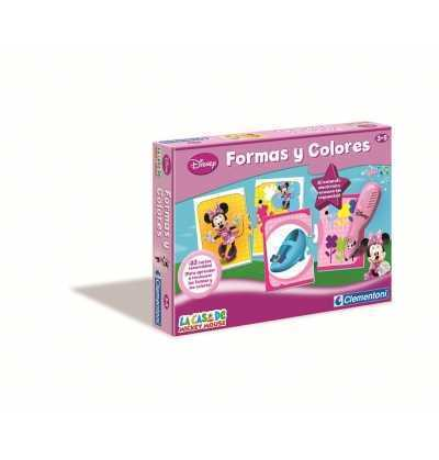 Minnie - Formas y Colores Boli Interactivo clementoni