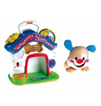 Fisher Price    Casita Perrito Aprendizaje