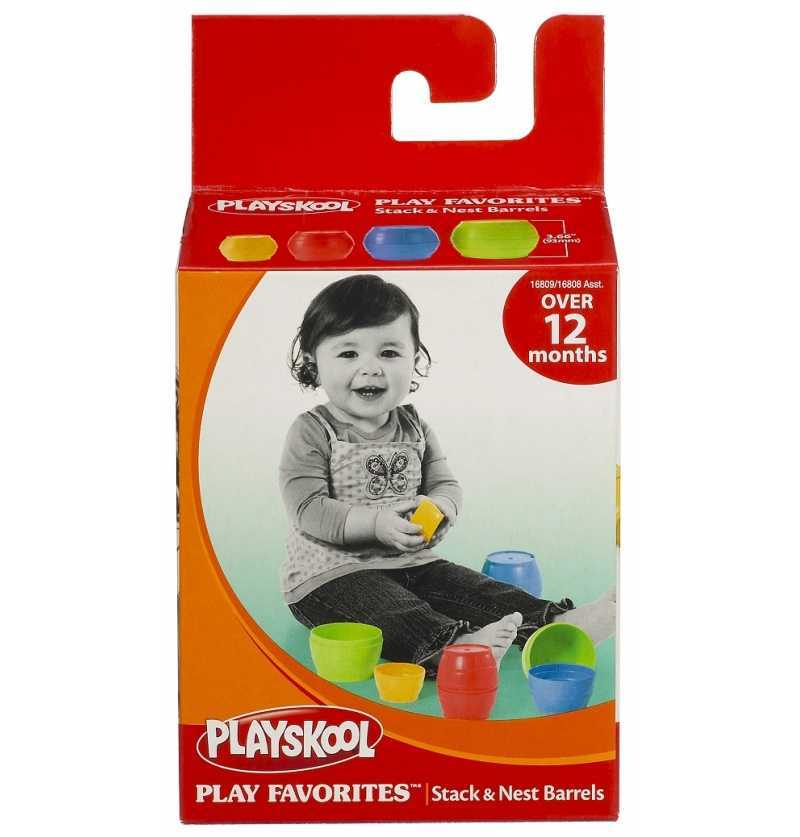 Comprar Barrilitos Playskol Montaje