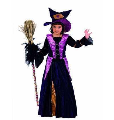 Disfraz Bruja Infantil  HALLOWEEN