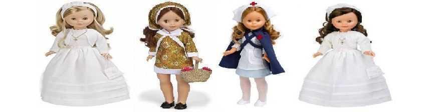 Comprar Muñecas Nancy de colección y Comunión