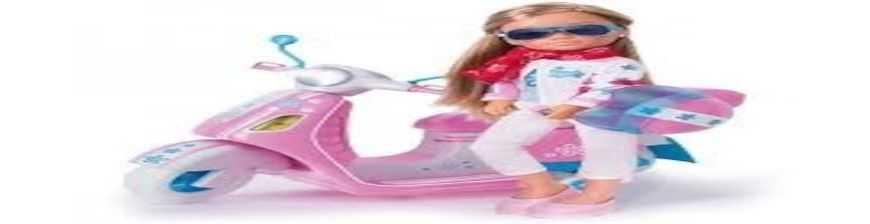 Comprar Muñecas tipo Maniquí Barbie Nancy, las encontraras en juguetería TrisTras