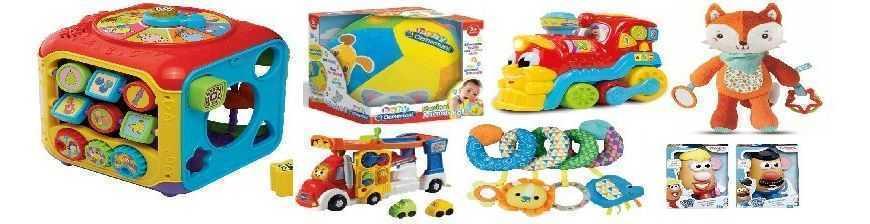 Comprar Juguetes para la Primera Infancia para niños de menos de Tres años Nuestra Juguetería TrisTras
