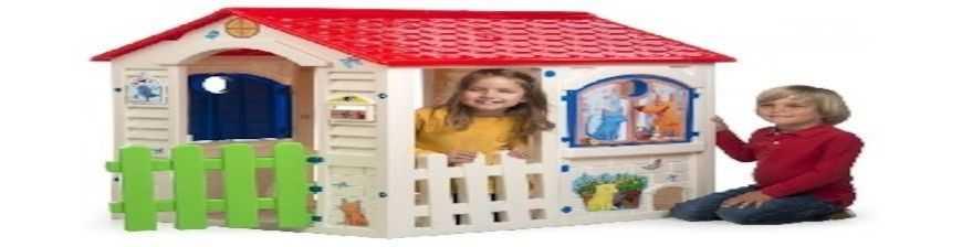 Comprar Casas Infantiles Juegos Jardín en Juguetería TrisTras Te esperamos