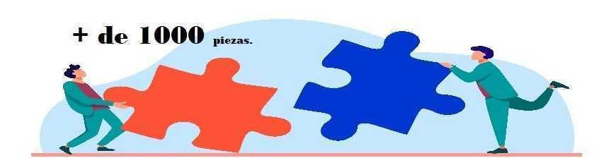 Puzzles Más De 1001 piezas