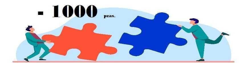 Puzzles 1000 Piezas o menos
