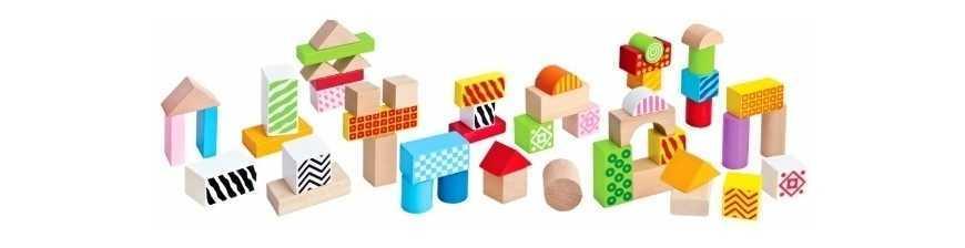 Juguetes y Puzzles de Madera