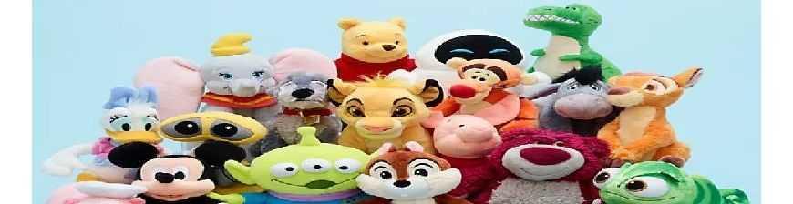 Muñecos y Peluches Interactivos