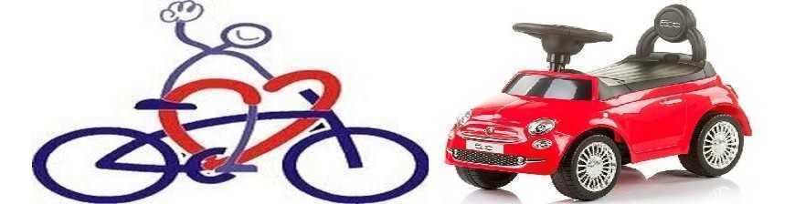 Bicicletas, Triciclos, Correpasillos