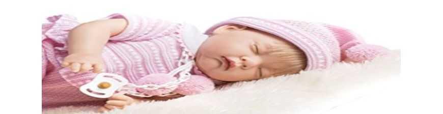 Comprar Muñecas y Muñecos Bebes Reborn originales al mejor precio