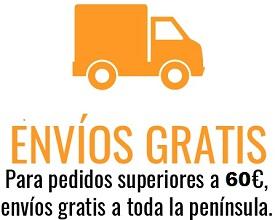Envio Gratis en Peninsula España