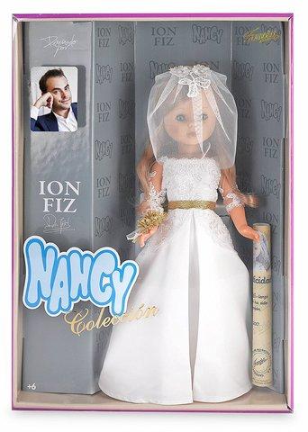Nancy Colección Novia de Ion Fiz