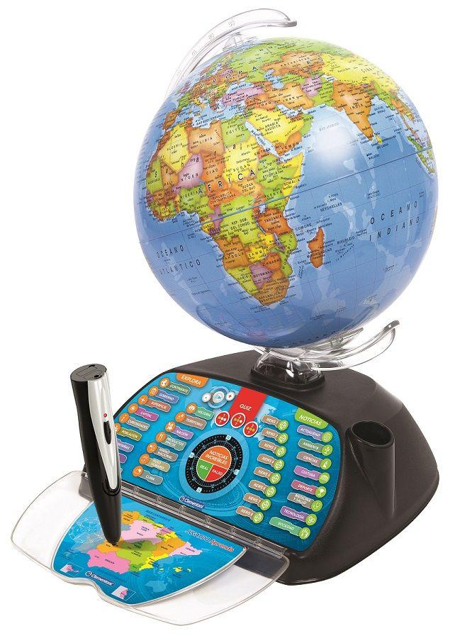 Comprar el mejor Globo Interactivo Premiun Explora el Mundo