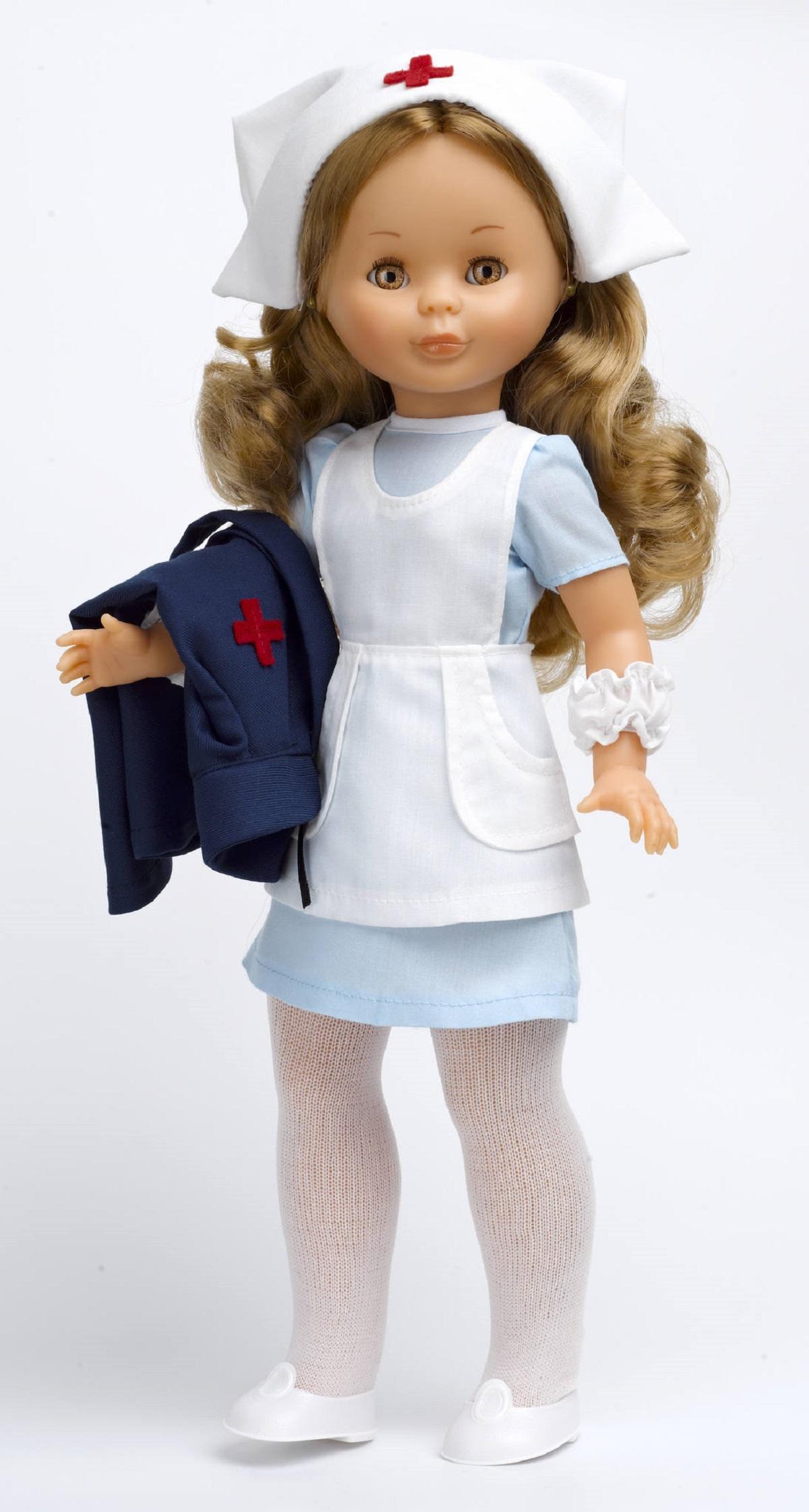 Nancy Colección Enfermera cruz roja