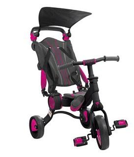 Triciclo Plegable Infantil